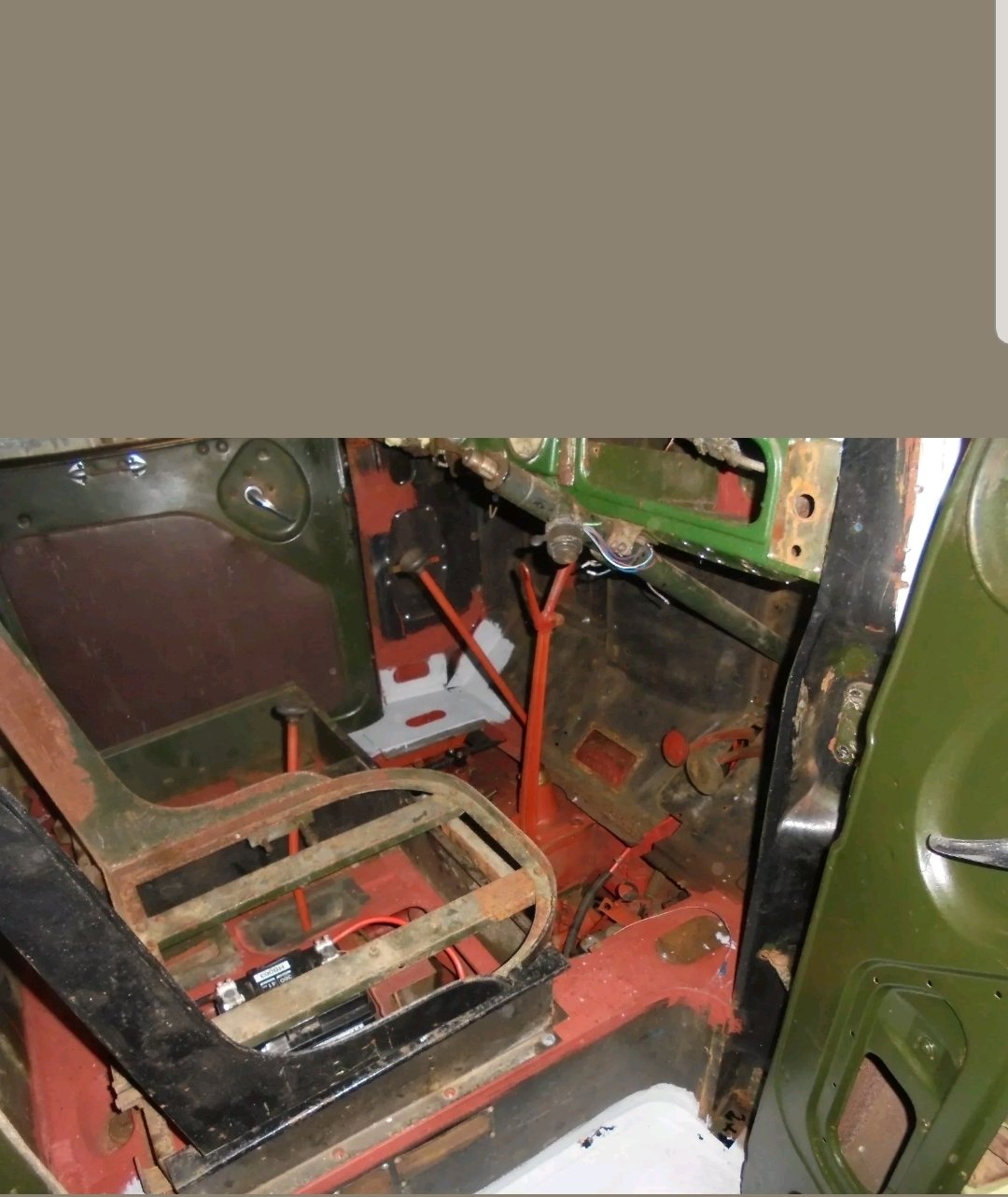 Morris commercial mra1 1950s 4x4 For Sale (picture 5 of 5)