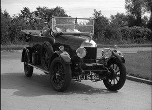 1922 Bullnose Morris Cowley Tourer For Sale