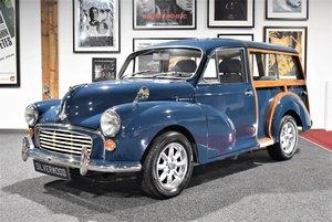 1968 Morris Minor Traveller 'S Spec' For Sale