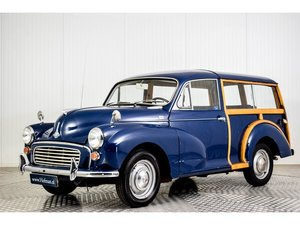 Morris Minor Traveller Estate Woody