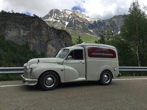 1959 Morris Minor Van For Sale