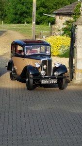 1936  Morris 8 Series1