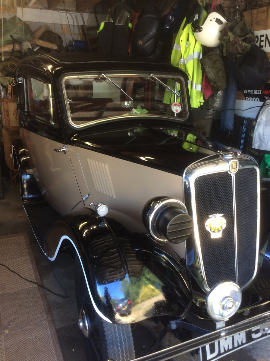 1936 Morris 8 Series1 For Sale (picture 4 of 6)