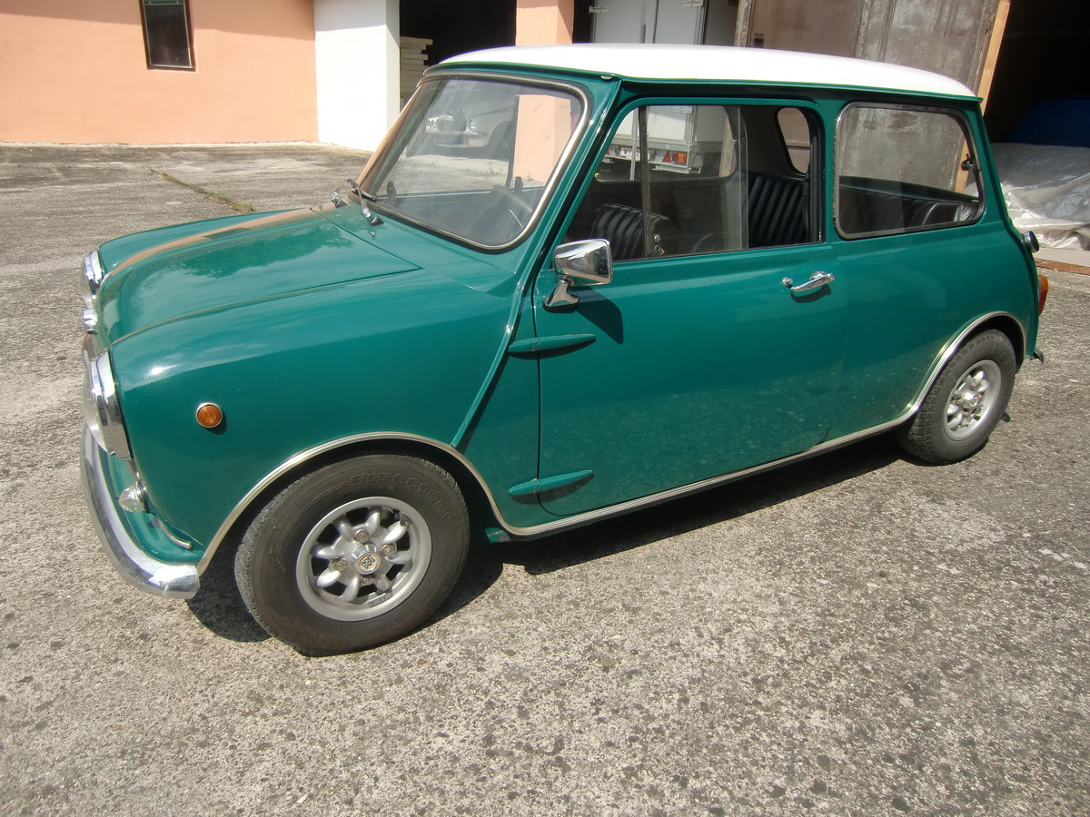 Mini Cooper S Mk1, 1964 LHD, 3 owners For Sale (picture 1 of 6)