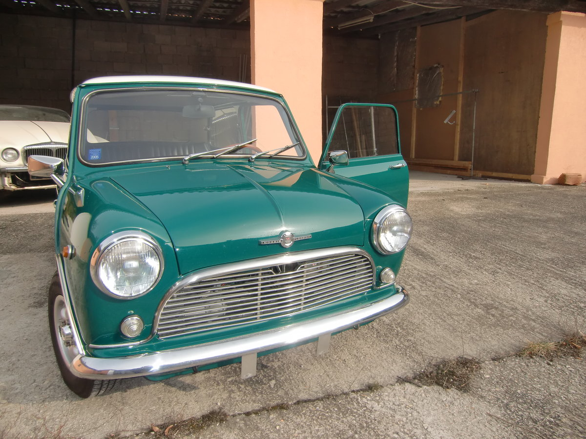 Mini Cooper S Mk1, 1964 LHD, 3 owners For Sale (picture 2 of 6)