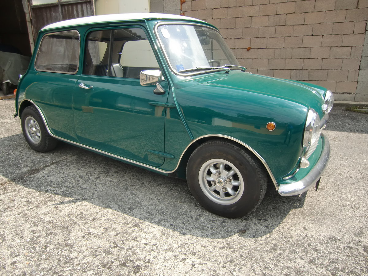 Mini Cooper S Mk1, 1964 LHD, 3 owners For Sale (picture 3 of 6)