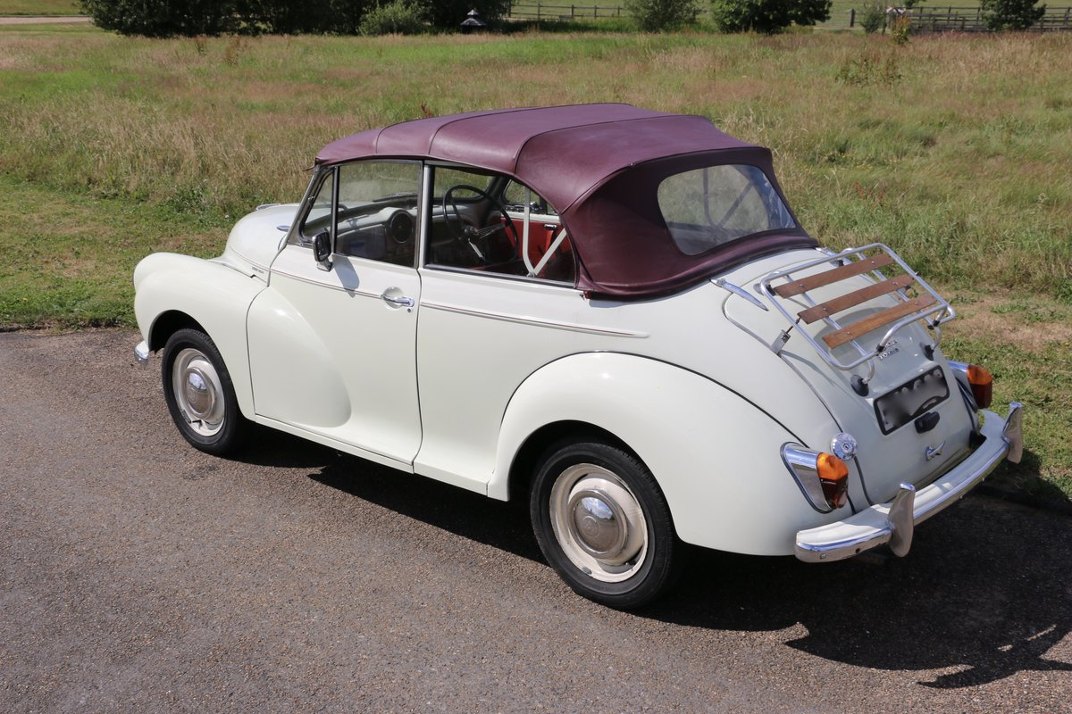 1963 Morris Minor for self drive hire For Hire (picture 2 of 5)