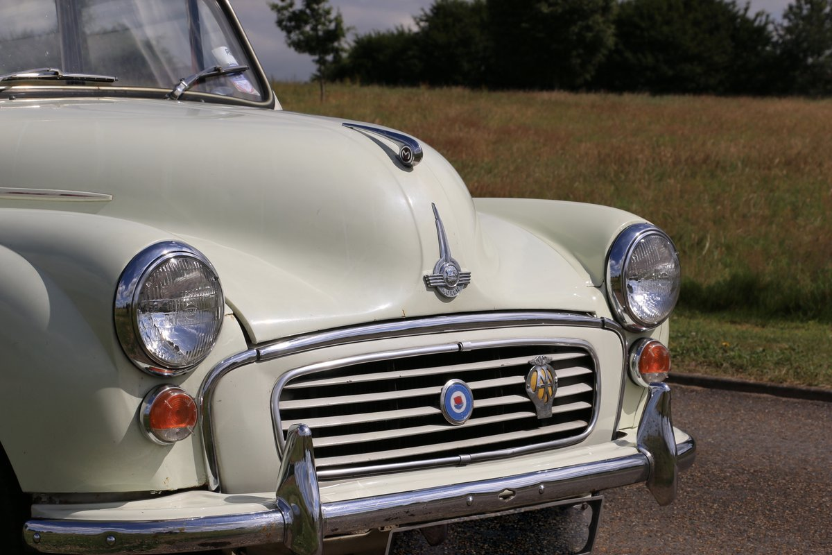 1963 Morris Minor for self drive hire For Hire (picture 3 of 5)