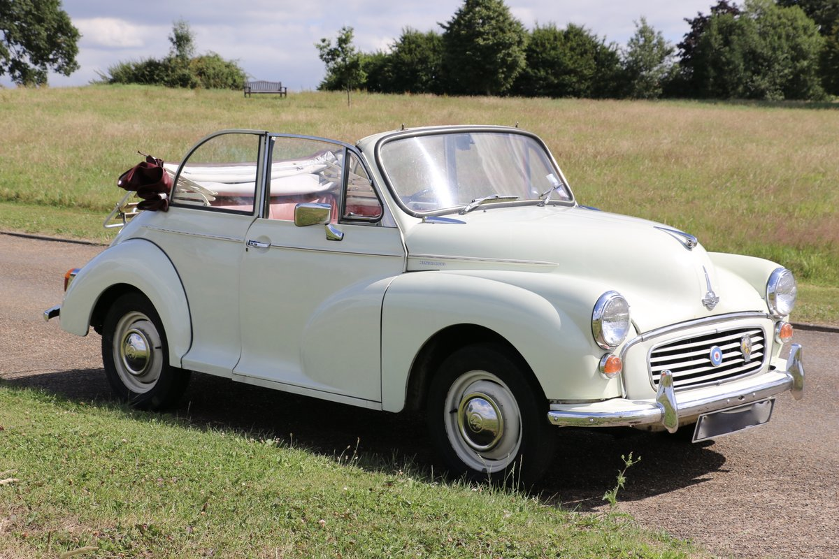 1963 Morris Minor for self drive hire For Hire (picture 4 of 5)