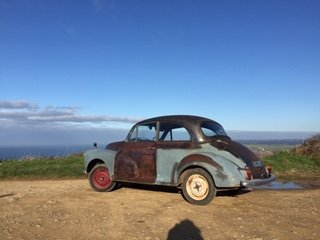 1959 Well loved solid Morris Minor with rebuilt engine For Sale