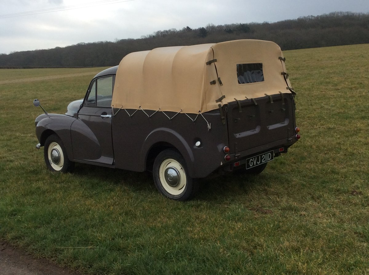 1966 Minor Pick Up SOLD (picture 2 of 6)