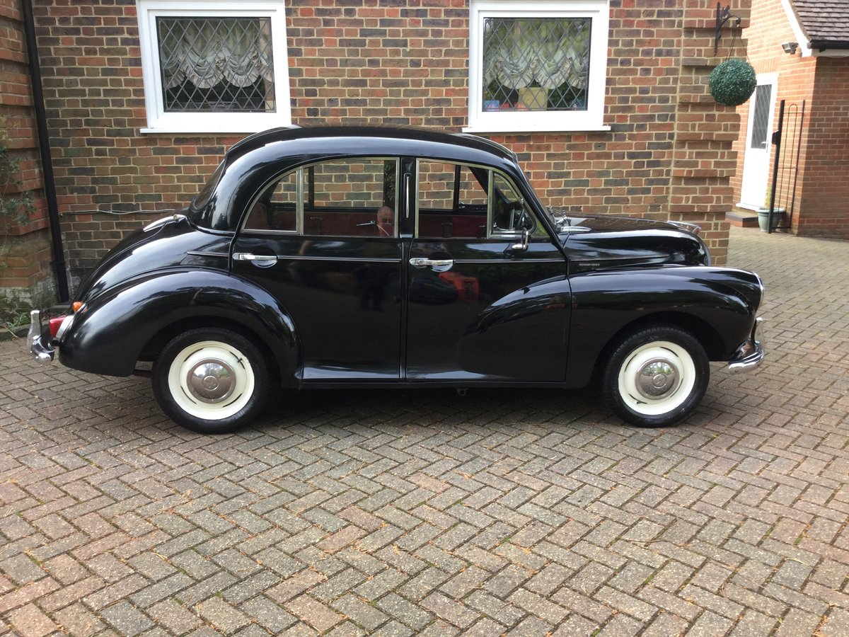 1957 Morris Minor For Sale (picture 1 of 5)