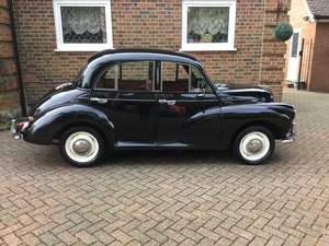 1957 Morris Minor For Sale