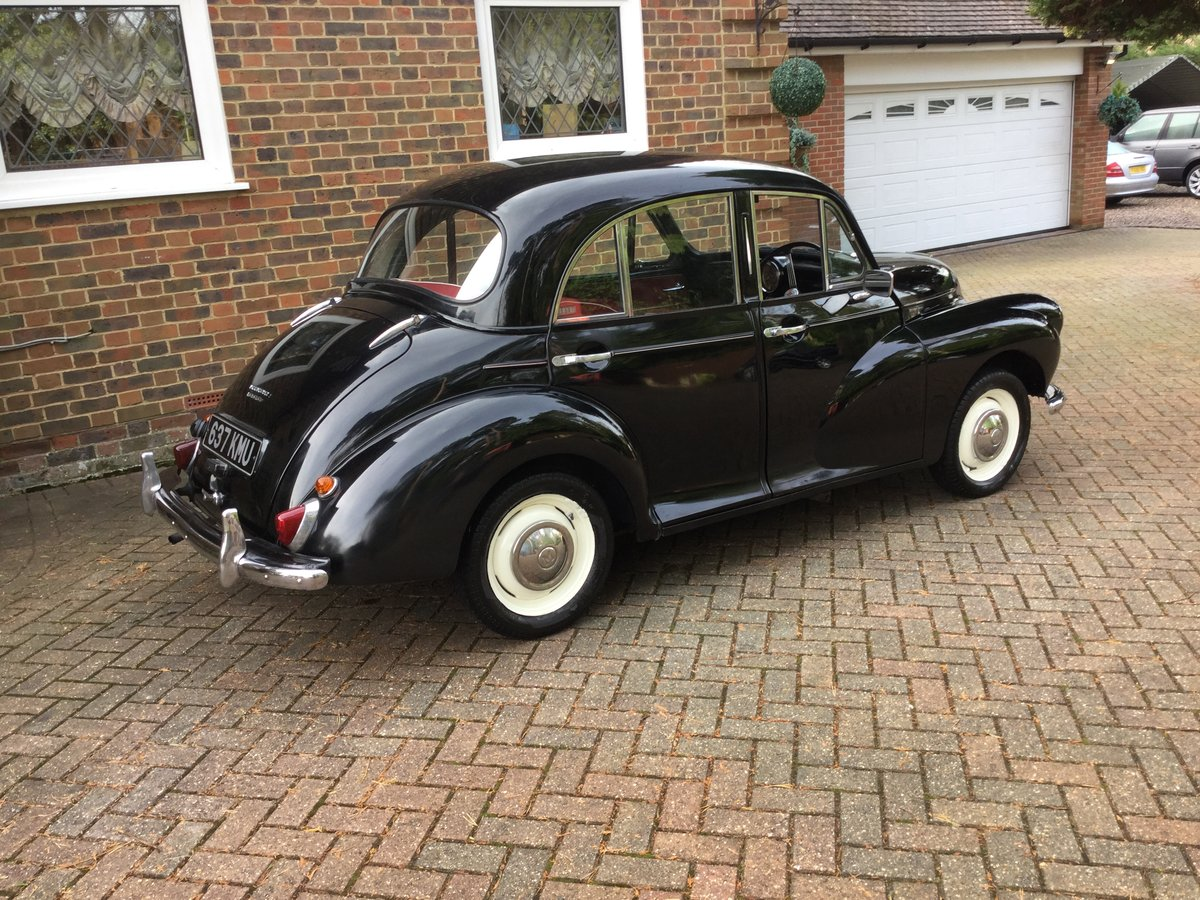 1957 Morris Minor For Sale (picture 2 of 5)