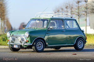 1968 Excellent Morris Mini Cooper Mk2 LHD For Sale