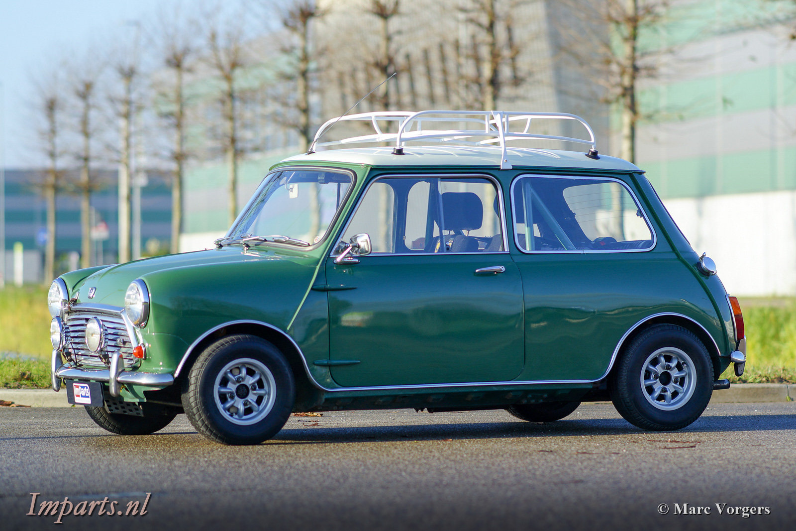 1968 Excellent Morris Mini Cooper Mk2 LHD For Sale (picture 5 of 6)