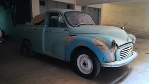 1967 Morris Minor pick up For Sale