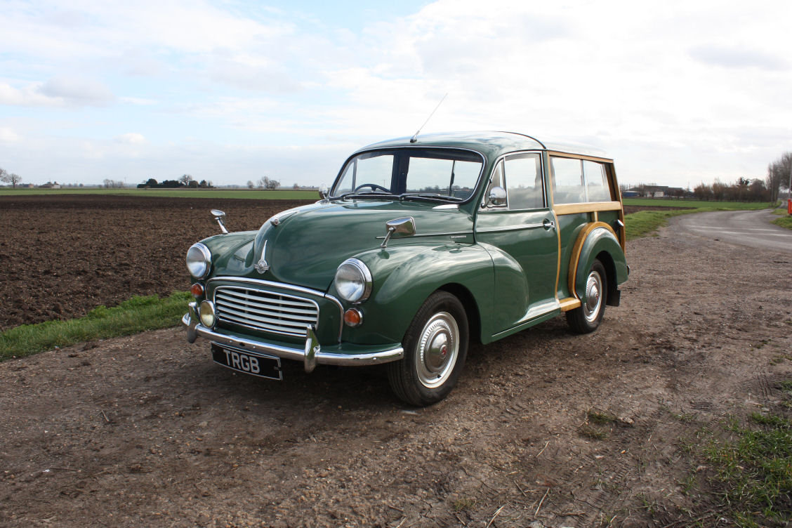 1970 MORRIS MINOR TRAVELLER SOLD (picture 1 of 6)