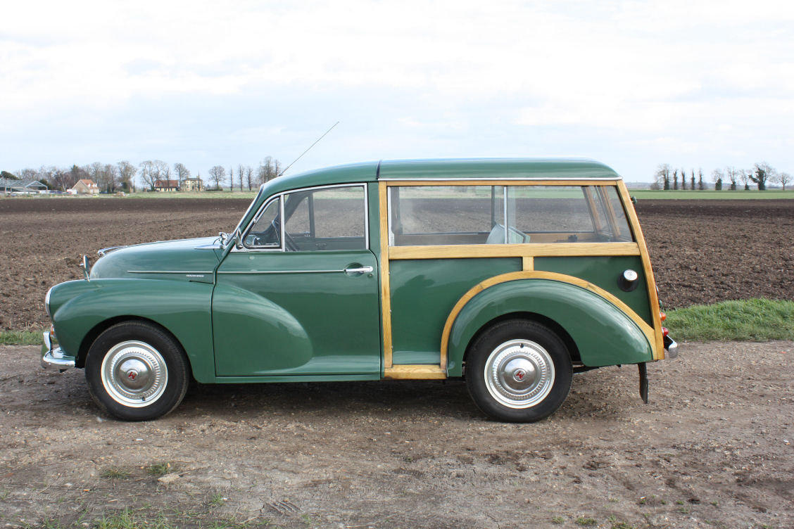 1970 MORRIS MINOR TRAVELLER SOLD (picture 5 of 6)