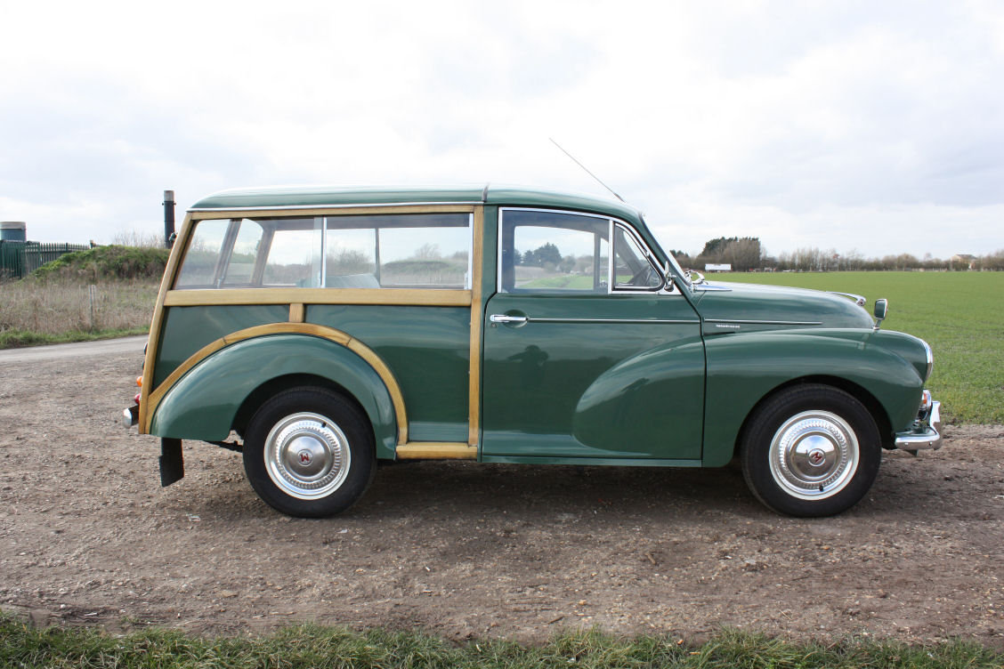 1970 MORRIS MINOR TRAVELLER SOLD (picture 6 of 6)