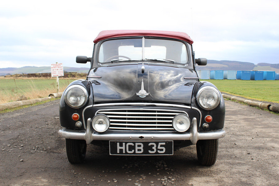 1956 Morris Minor For Sale by Public auction 23rd February SOLD by Auction (picture 2 of 6)