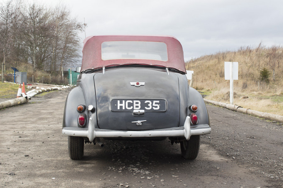 1956 Morris Minor For Sale by Public auction 23rd February SOLD by Auction (picture 3 of 6)