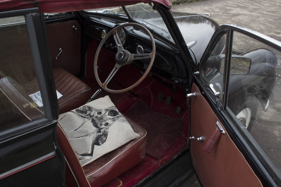 1956 Morris Minor For Sale by Public auction 23rd February SOLD by Auction (picture 4 of 6)
