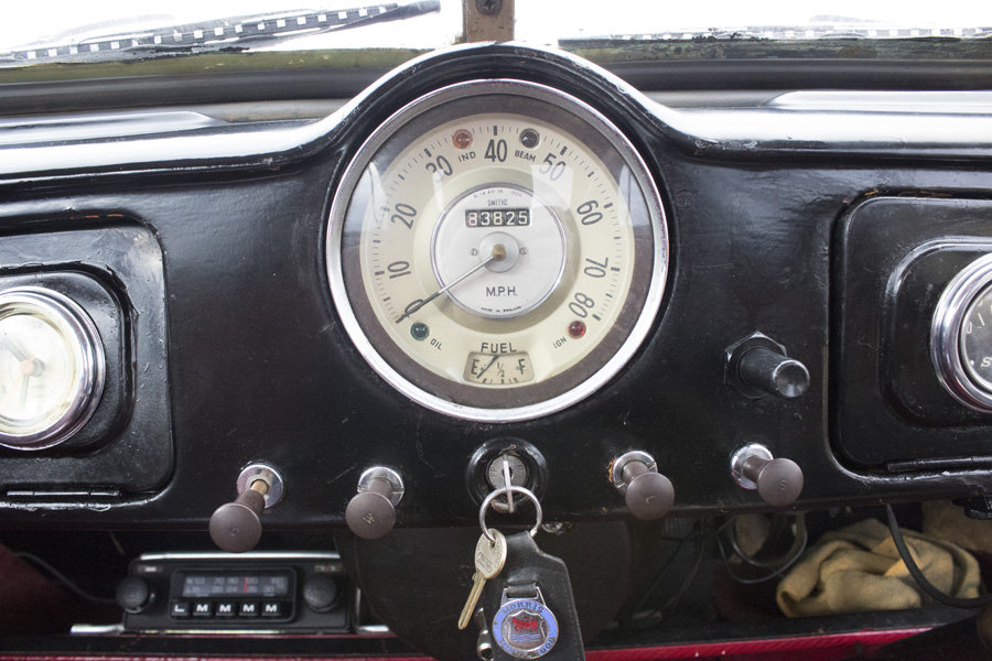 1956 Morris Minor For Sale by Public auction 23rd February SOLD by Auction (picture 5 of 6)