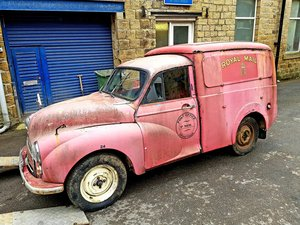 1965 Full build Post office van, to better than factory spec For Sale