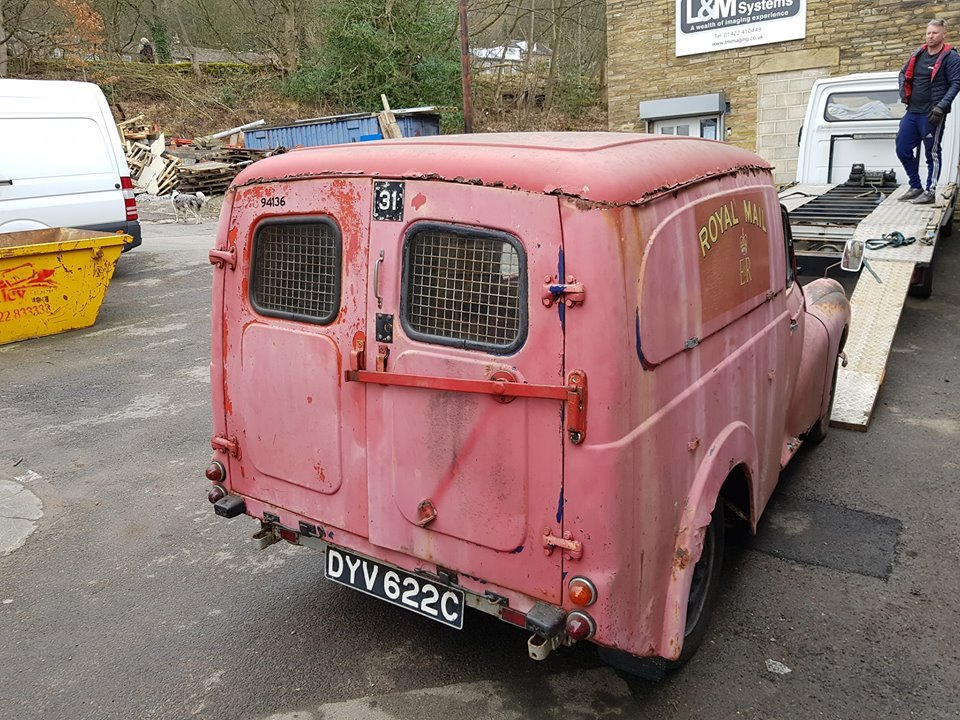 1965 Full build Post office van, to better than factory spec For Sale (picture 3 of 6)