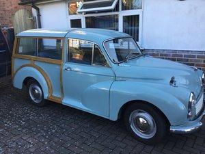 1961 Morris Traveller For Sale