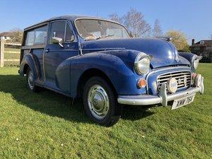 1963 Morris Minor Traveller For Sale