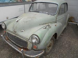 1957 Minor for restoration For Sale