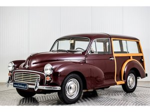 Morris Minor Traveller Estate