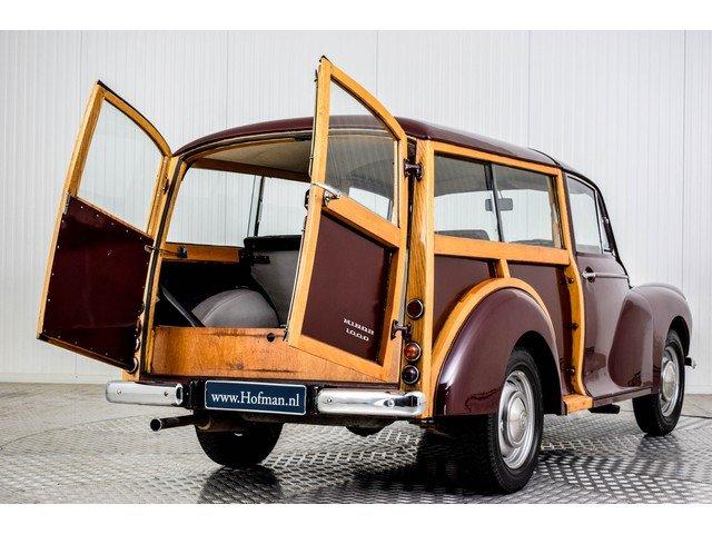 1968 Morris Minor Traveller Estate For Sale (picture 4 of 6)