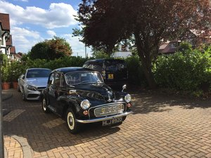 1966 Morris Minor 2 door saloon For Sale