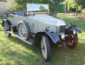 1923 Bullnose Cowley Occasional Four For Sale