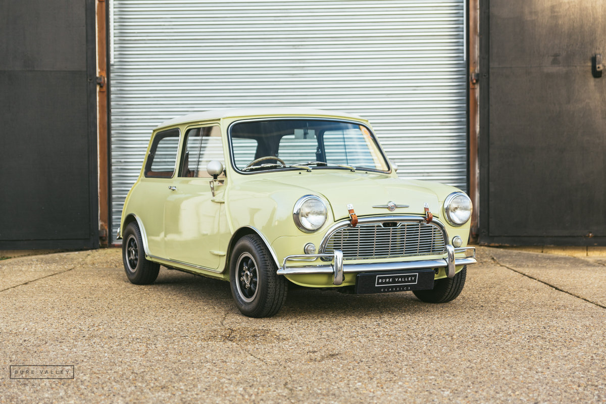 1963 Morris Mini-Minor 850 SOLD (picture 1 of 6)