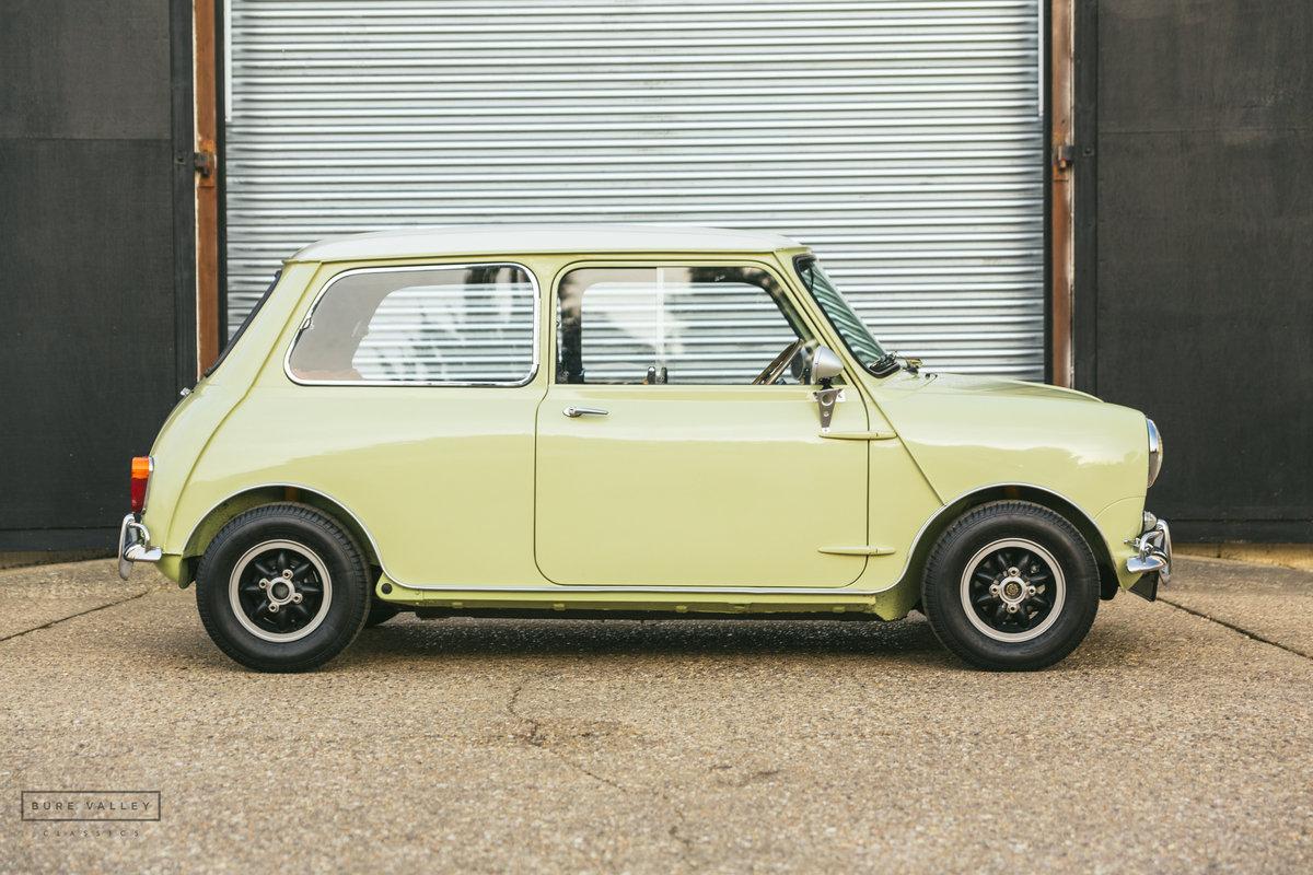 1963 Morris Mini-Minor 850 SOLD (picture 3 of 6)