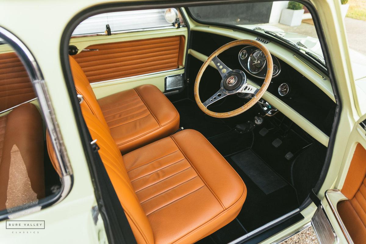 1963 Morris Mini-Minor 850 SOLD (picture 5 of 6)