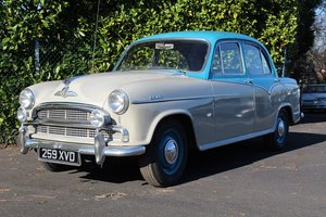 Morris Isis 1957 - To be auctioned 26-04-19 For Sale by Auction