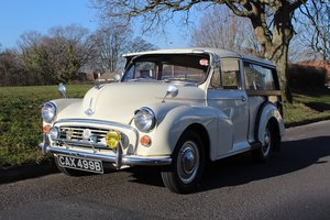 Morris Minor Traveller 1964 - To be auctioned 26-04-19 For Sale by Auction