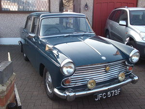 1968 Morris oxford