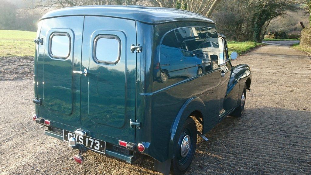 1958 Morris Minor Van For Sale (picture 2 of 6)