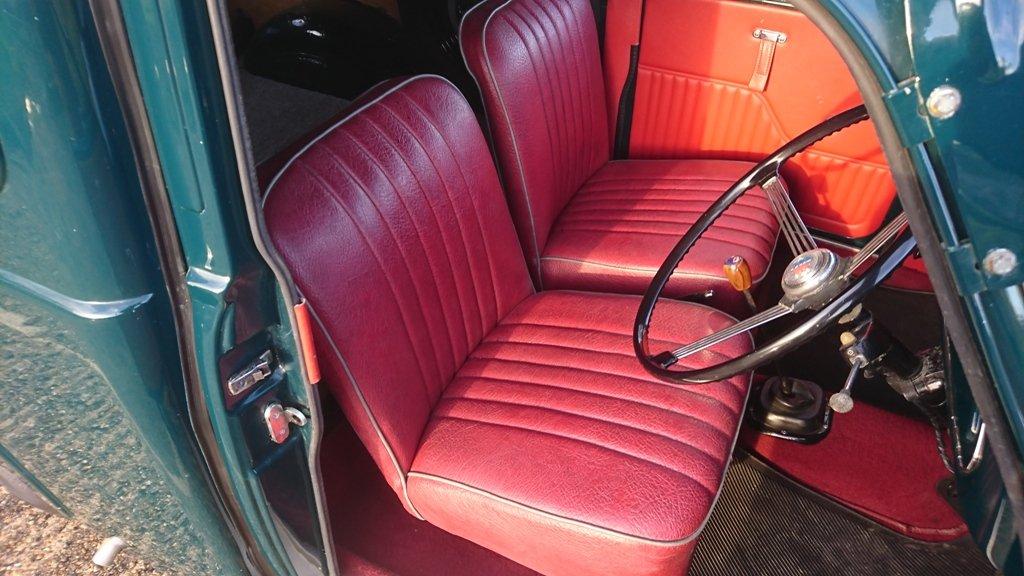 1958 Morris Minor Van For Sale (picture 4 of 6)