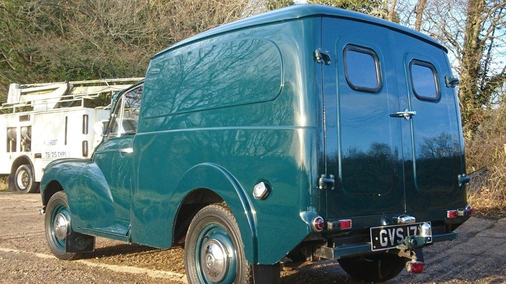 1958 Morris Minor Van For Sale (picture 5 of 6)