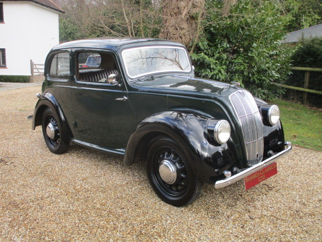 1948 Morris 8 Series E Saloon For Sale (picture 1 of 6)