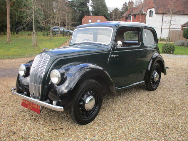 1948 Morris 8 Series E Saloon For Sale (picture 2 of 6)