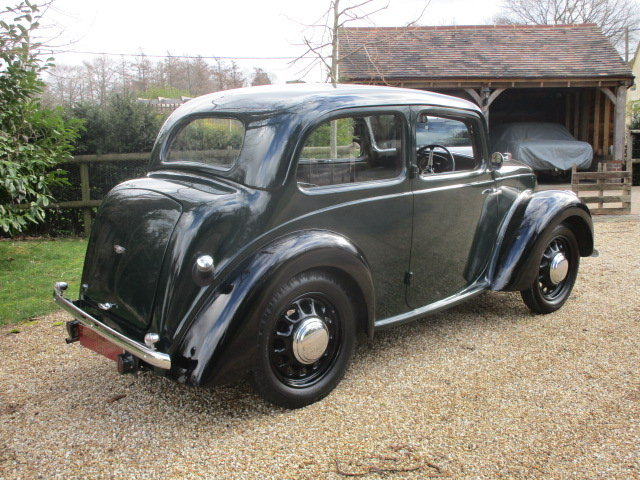 1948 Morris 8 Series E Saloon For Sale (picture 3 of 6)