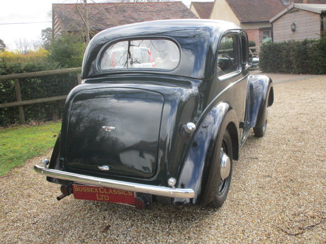1948 Morris 8 Series E Saloon For Sale (picture 4 of 6)